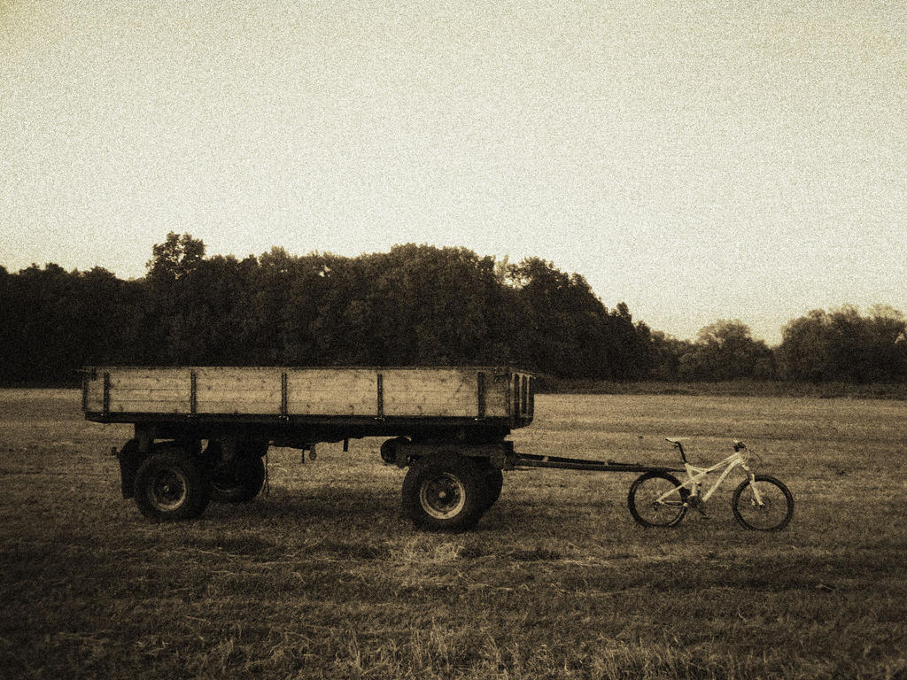 tractor by Rumburak512