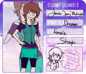 Lonely Dreamers: Jenny App