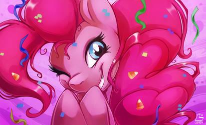 Pinkie Pie by ChocoKangoo