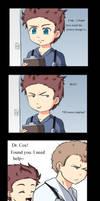 Scrubs Comic