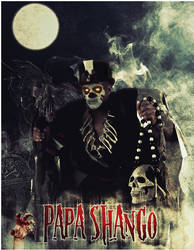 Papa Shango by Photopops