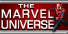 The Marvel Universe group icon by Photopops