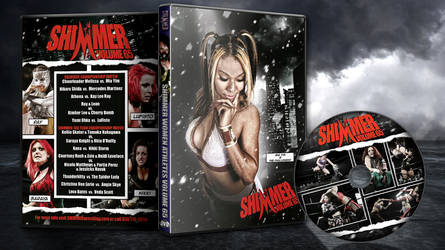 Shimmer 65 cover and disc by Photopops