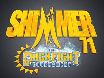 SHIMMER 71: The ChickFight Tournament by Photopops