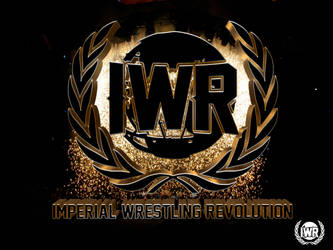 Imperial Wrestling Revolution logo by Photopops