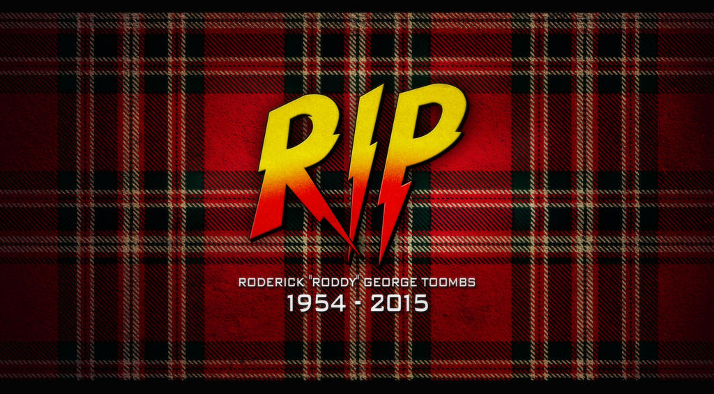R.I.P Roddy Piper by Photopops