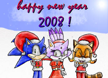 2008 Here we come x3