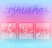 Light Brushes by JustBeLight