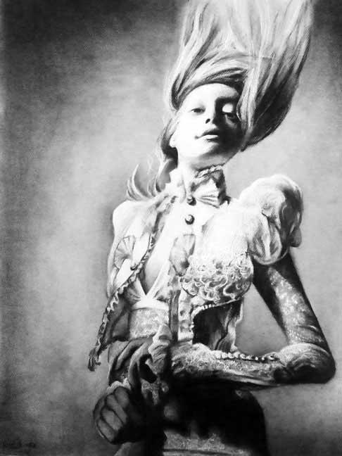 Gemma Ward by shallowfashionista