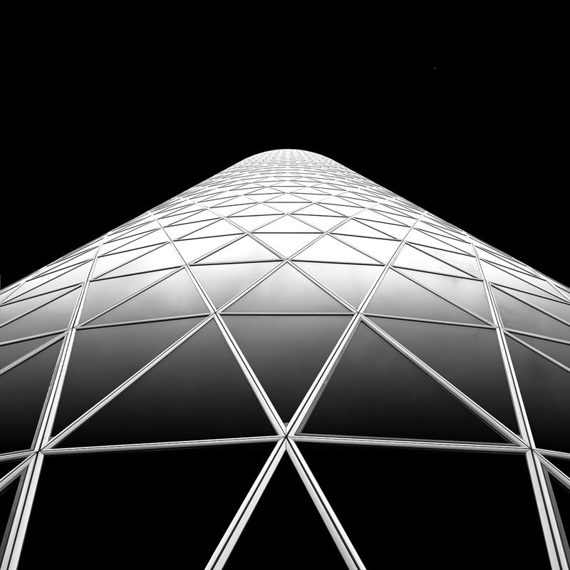 Mystic Skyscraper | 7441 by Dr007