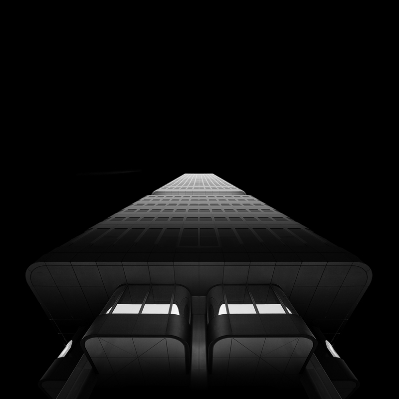 Mystic Skyscraper | 7044 by Dr007