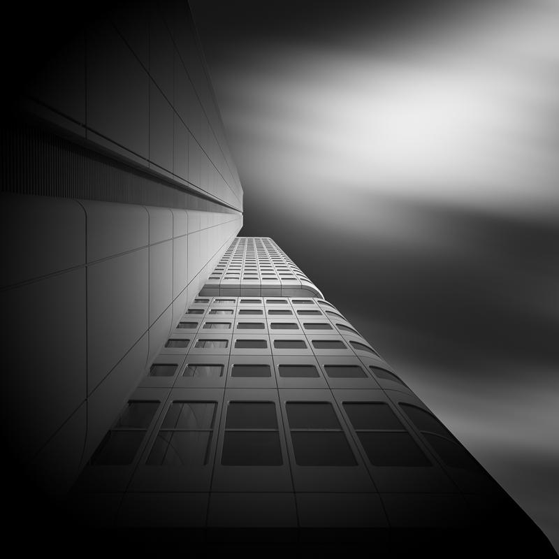 Mystic Skyscraper | 7103 by Dr007