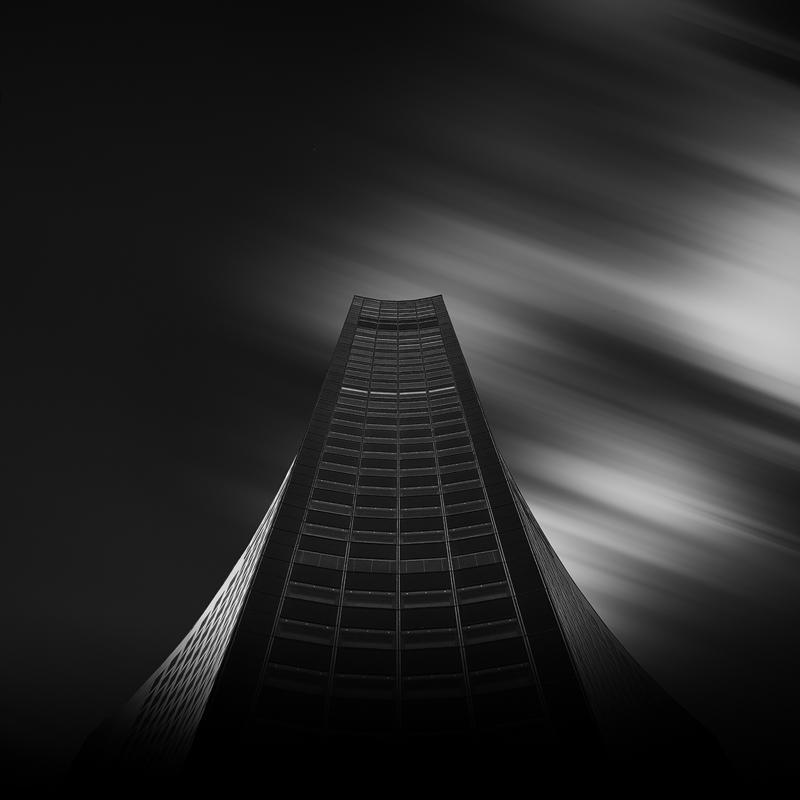 Mystic Skyscraper | 01041 by Dr007