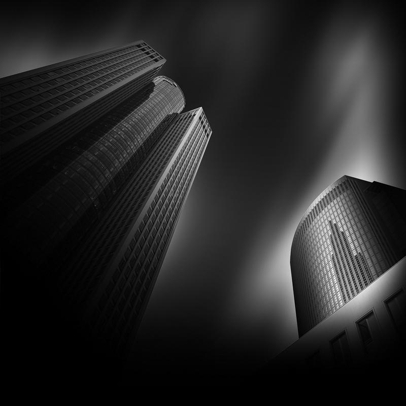 Mystic Skyscraper   1556 by Dr007