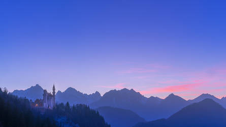 Neuschwanstein | 06205 by Dr007