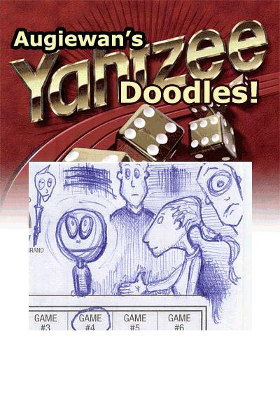 Yahtzee Character Design : Yahtzee doodle by augiewan on deviantart