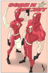 Les jumeaux La faucille et le marteau