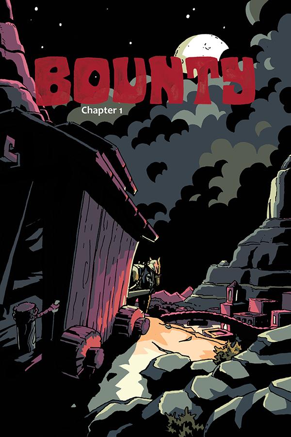 Bounty Chapter 01 by Khaiya