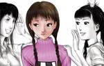 Monochrome Sisters and MADotsuki