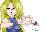 SAMUS LOVES YOU!!!!!!!!