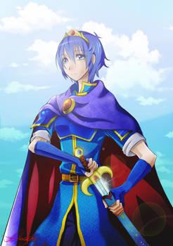 ~ Marth , Altean Prince ~