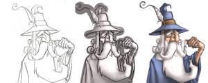 Wizard by GrantWilson