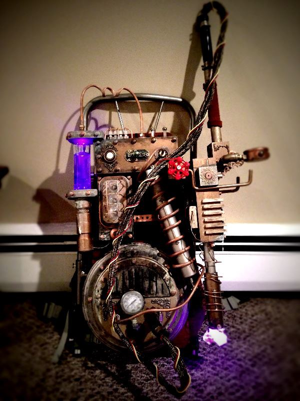 ghost busters steampunk