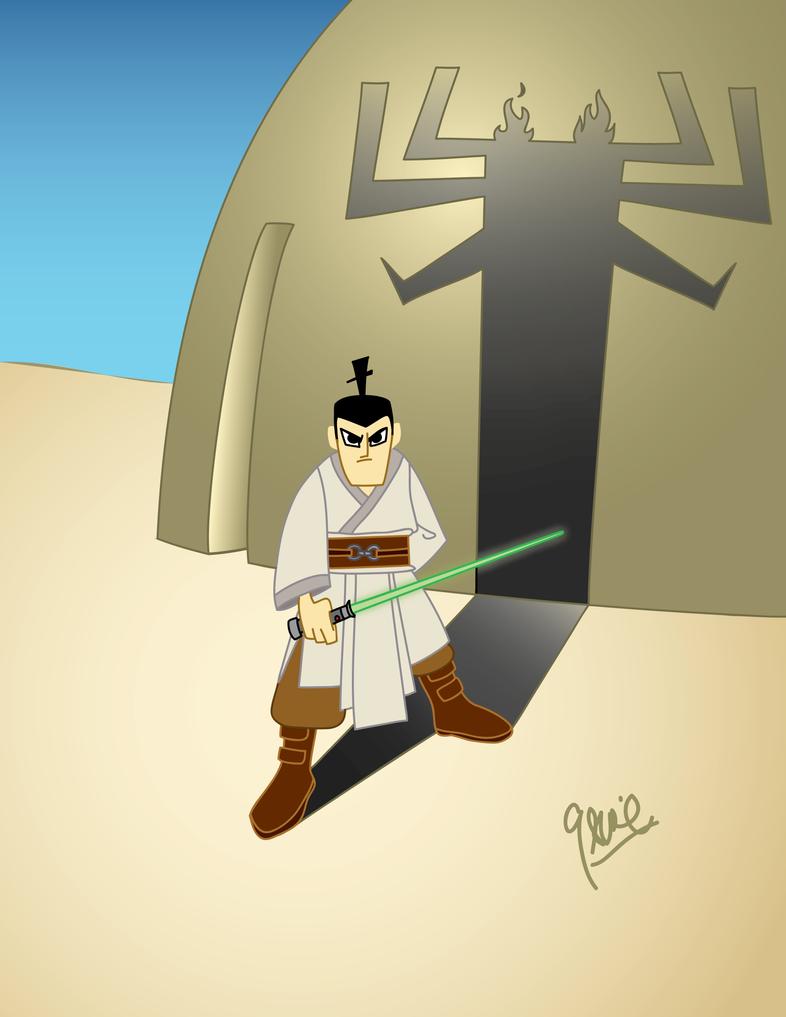 Jedi Jack by GrantWilson