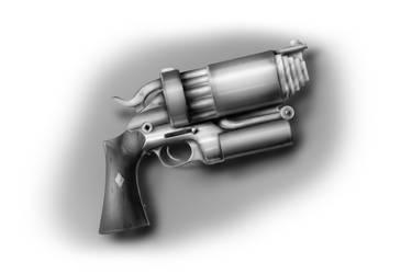 Chapter 23 - Vance's Plasmatic Rifle by GrantWilson