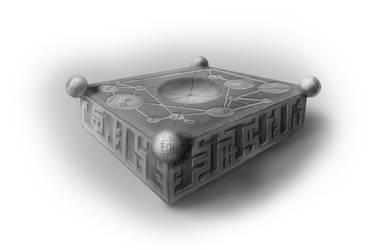 Chapter 3 - Pandora's Box by GrantWilson