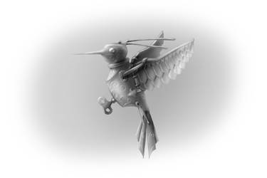 Chapter 9 - Cordelia's Hummingbird