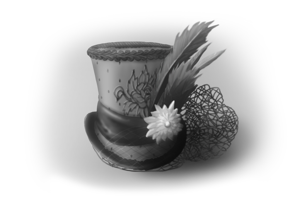 Chapter 19-Cordelia's Fascinator Top Hat by GrantWilson