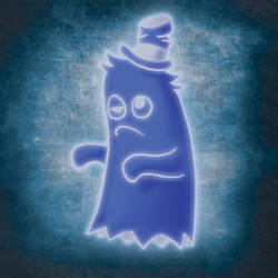 Barney from Graveyards Ghosts and Haunted Houses by GrantWilson