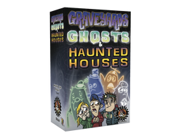 Cover - Graveyards Ghosts and Haunted Houses