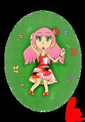 Poppy (Livestream.) by PrincezzRee