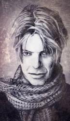 David Bowie by Rhyn-Art