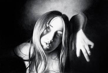 Lost in thought 2 by Rhyn-Art