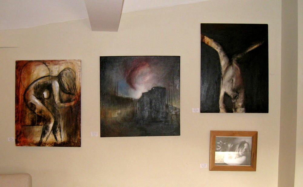 exhibition entries by RhynWilliams