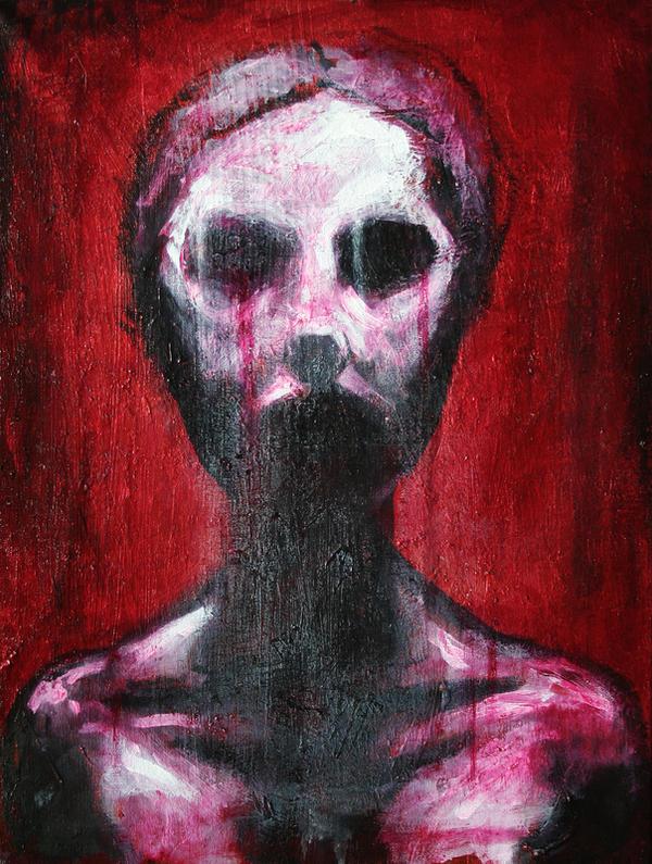 Flesh eater by RhynWilliams