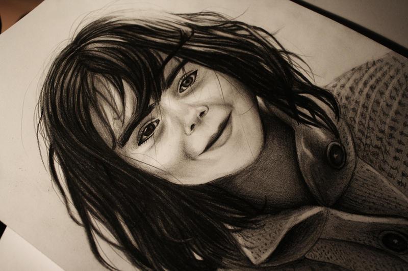 Girl by RhynWilliams