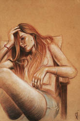 Mary by Rhyn-Art