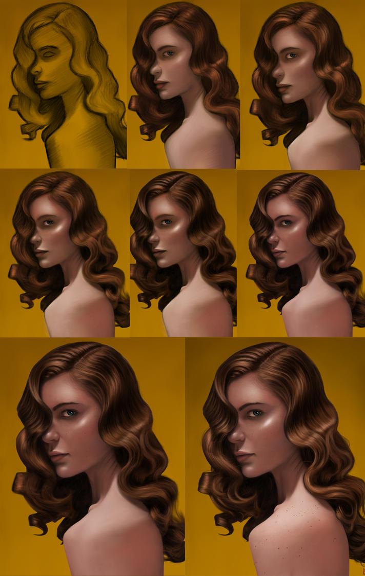 Swynwr - the process by Rhyn-Art