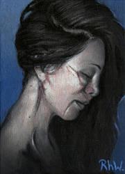 Jennifer Hiles by Rhyn-Art