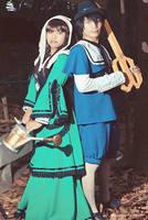 Rozen Maiden: Twins by eLLeDejaVu