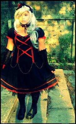 Gothic Hour: Elena II