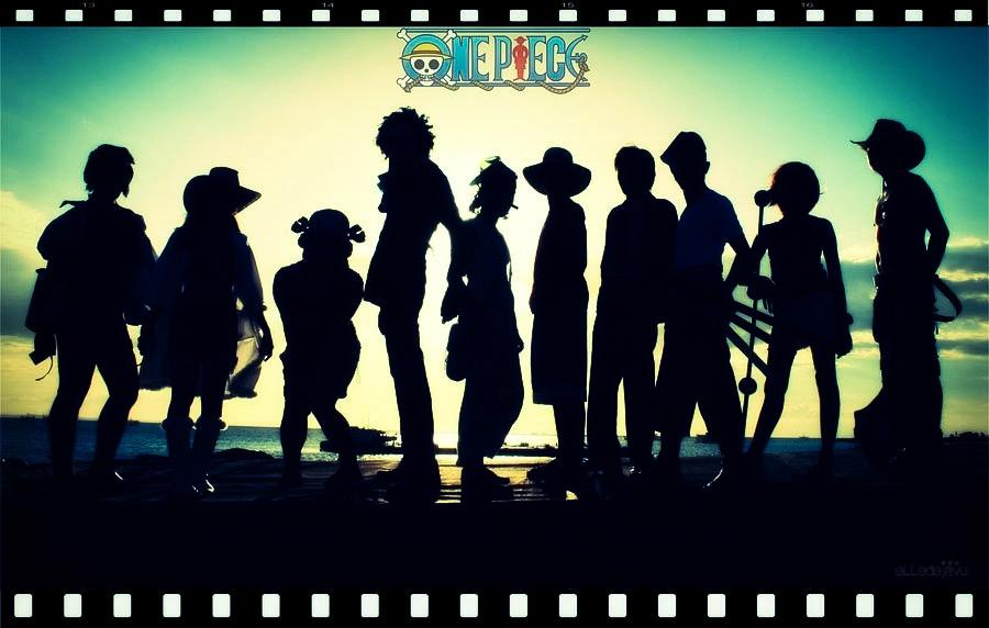 e6a0544b5 One Piece: Mugiwara Silhouette by eLLeDejaVu on DeviantArt