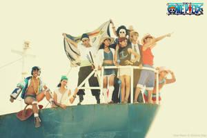 One Piece: To the Grand Line by eLLeDejaVu