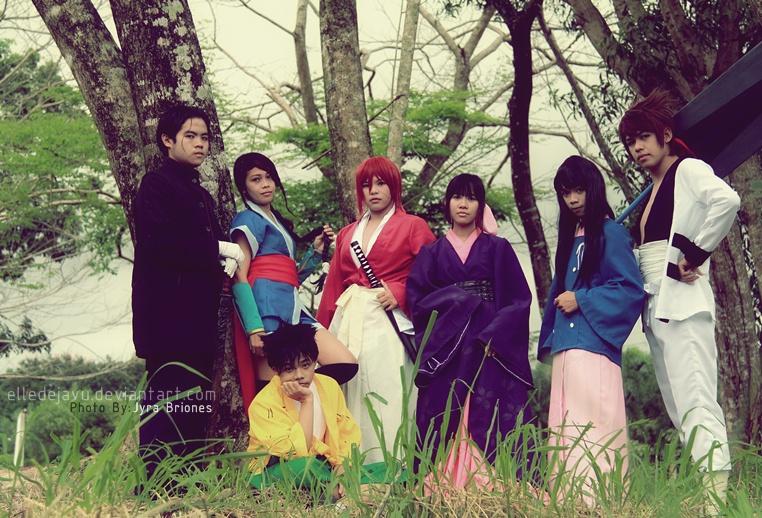 Rurouni Kenshin:Reason to Live by eLLeDejaVu