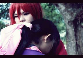 Rurouni Kenshin: My Salvation by eLLeDejaVu