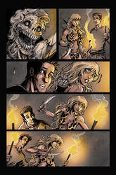 Sheena: Queen of the Jungle - Issue 3 Page 21